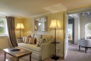 Parco Suite, living room