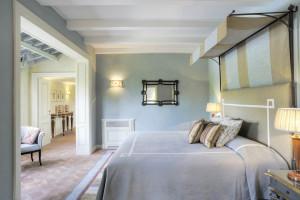 Parco Suite, master bedroom