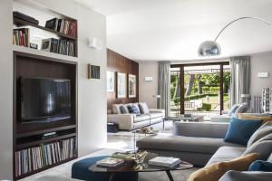 Living Room, Villa Nocetta