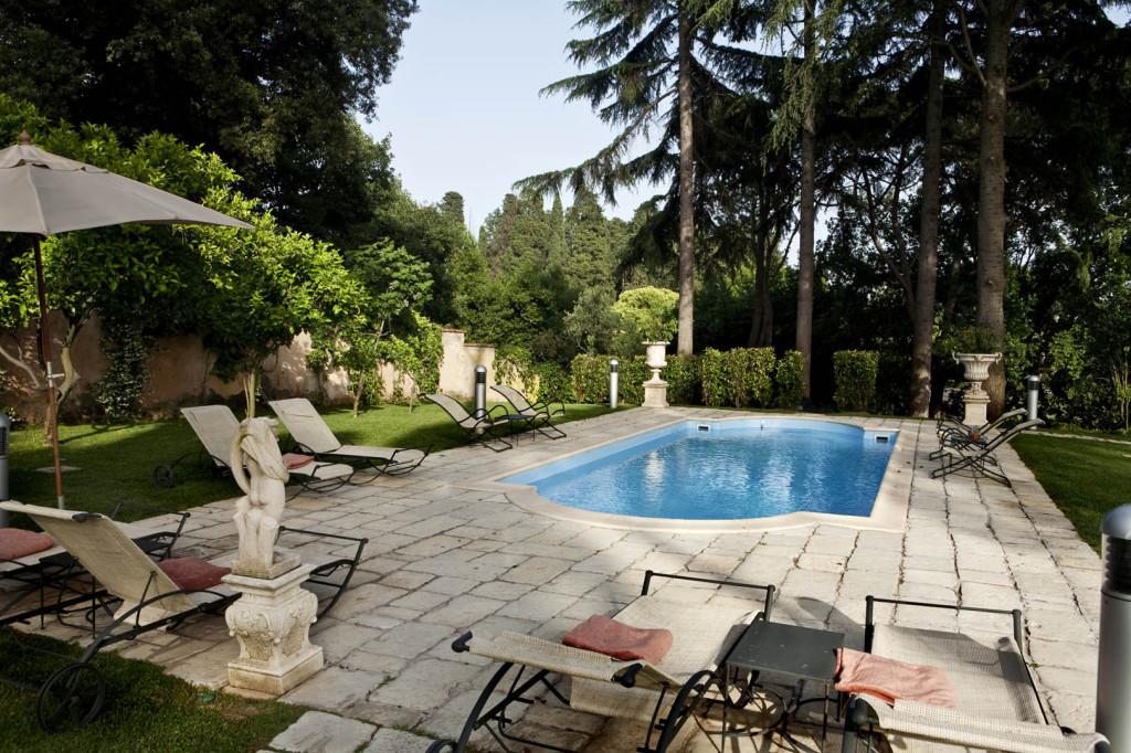 Outdoor Pool, Villa Nocetta