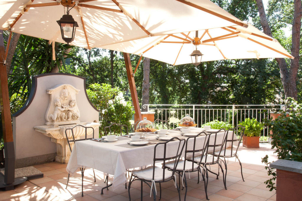 Outdoor Patio, Villa Nocetta