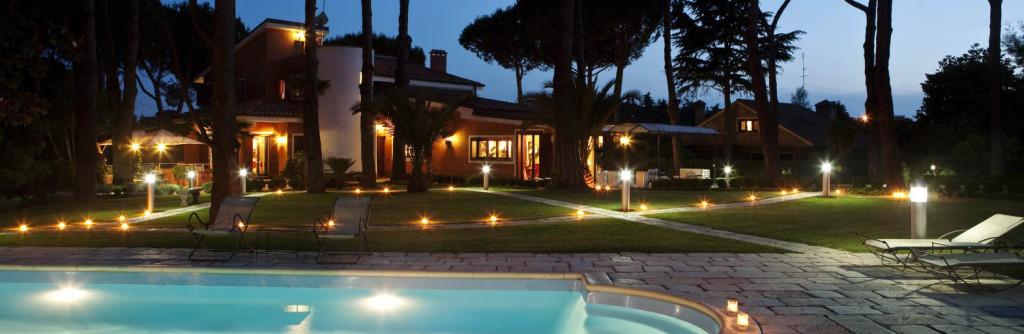 Villa Nocetta Pool