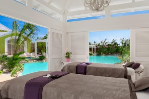 Double Luxry Cabana