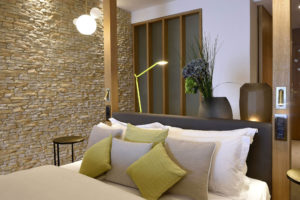 Naia Suite with Private Pool Detail