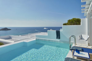 White Bliss Private Pool