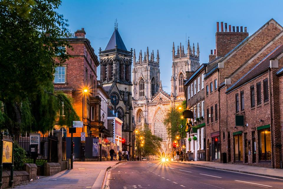 Discover Yorkshire with Chauffeur Drive Britain