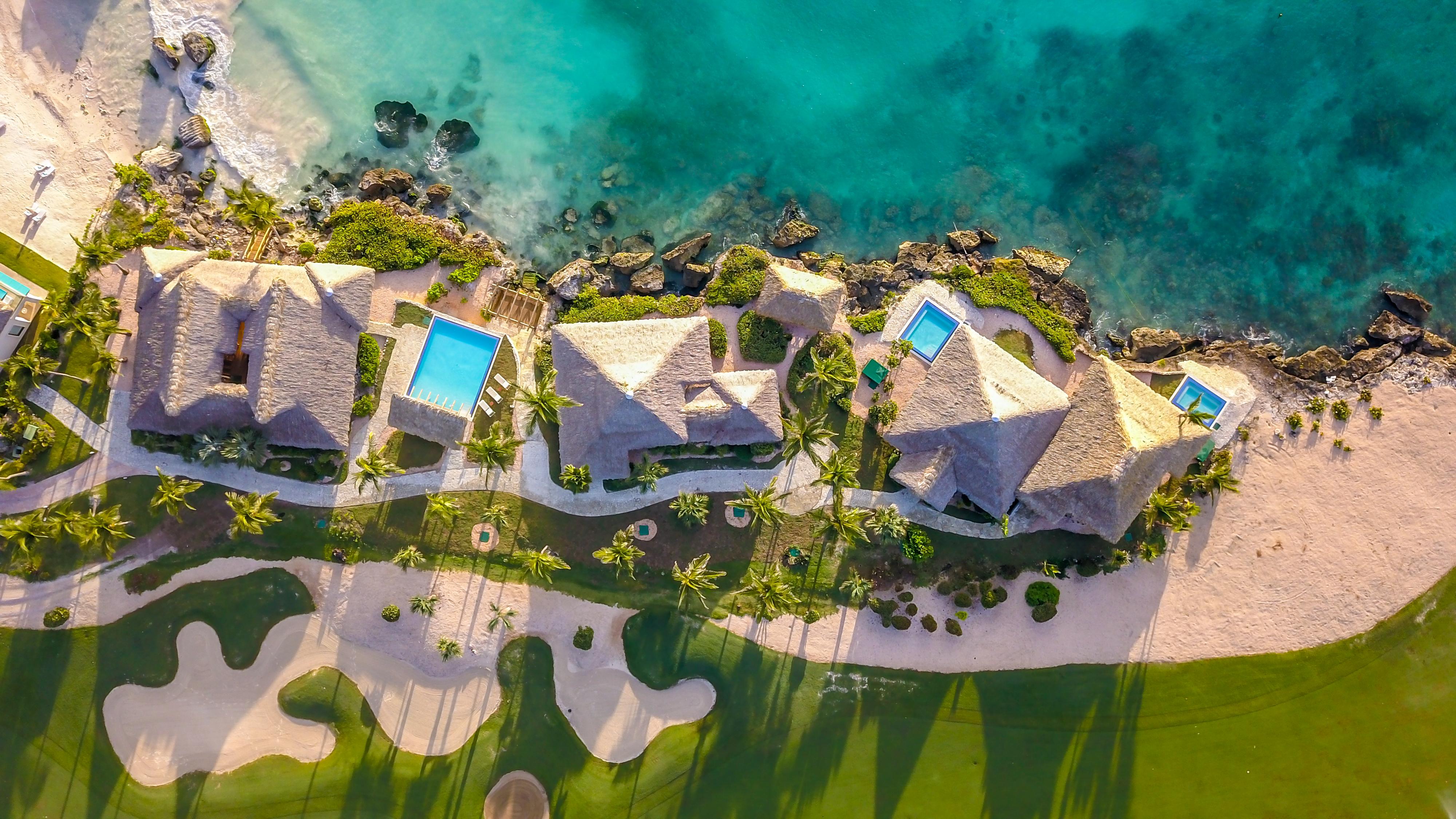 Eden Roc Cap Cana Unveils Oceanfront Pool Bungalows