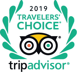 TripAdvisor's Travelers' Choice Awards 2019