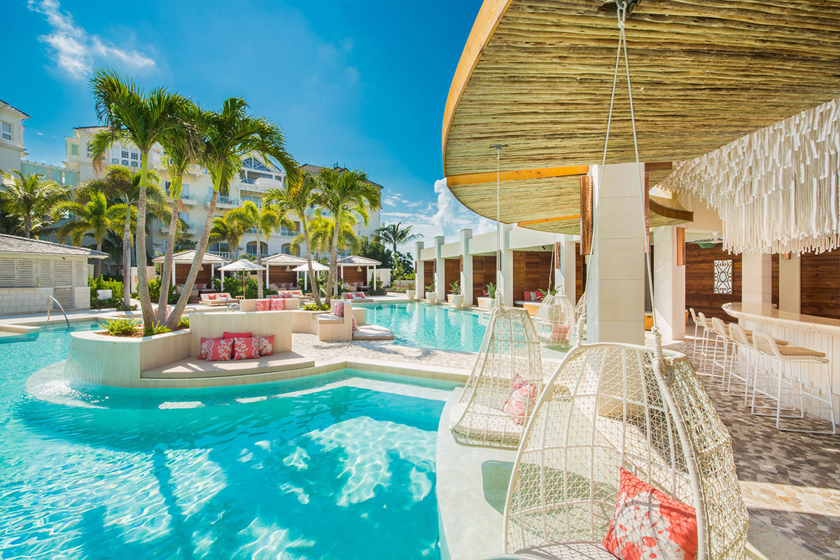 The Shore Club Voted #1 'Best Caribbean Resorts'