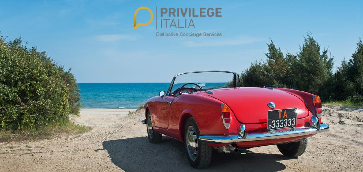 Bespoke Experiences Throughout Italy with Privilege Italia