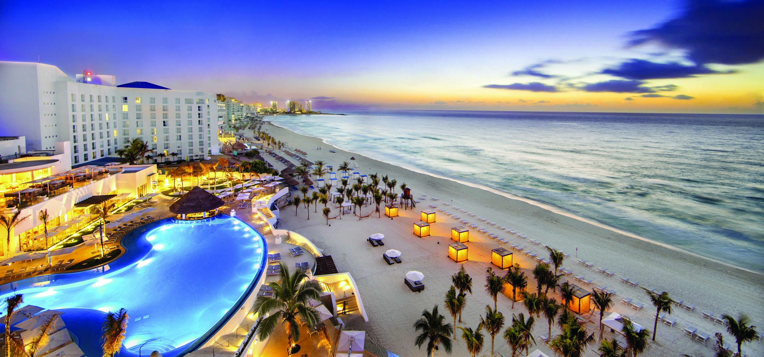 Welcoming Le Blanc Resorts in Cancun and Los Cabos