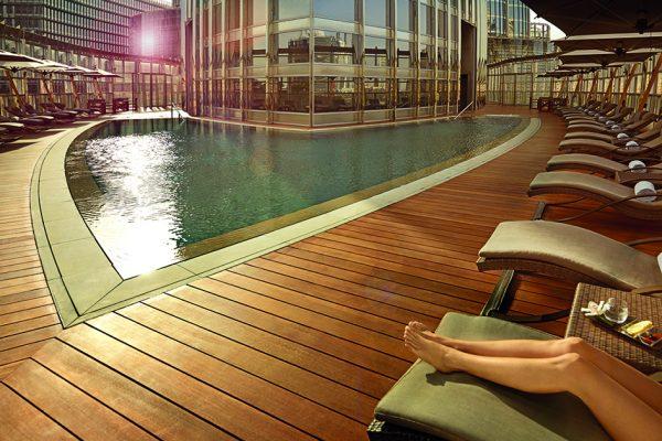 Armani-Pool-with-a-ladys-leg
