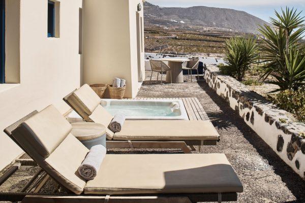 Aegean Suite Terrace