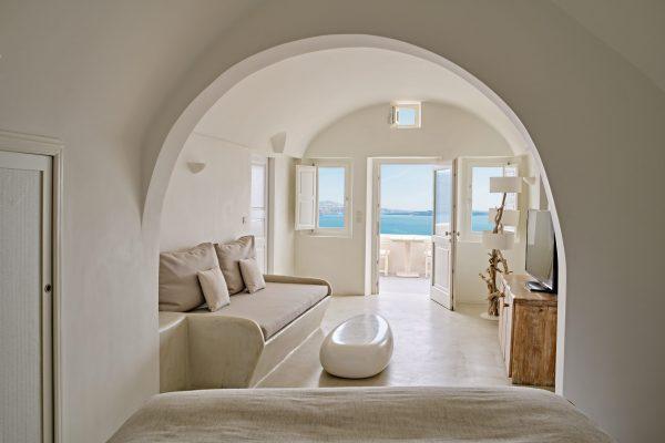 All2Senses Suite Living Area