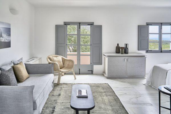 Dorian Suite Living Area
