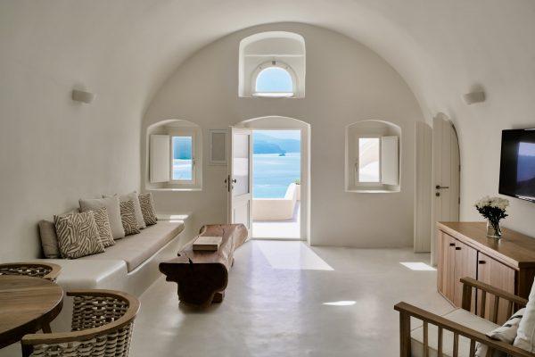 Holistic Villa Living Area