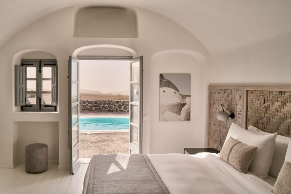 Olympian Villa Bedroom