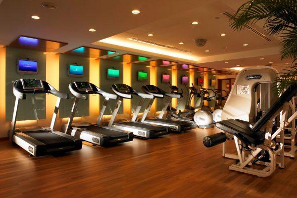 Fitness Centre - The Fullerton Hotel Singapore