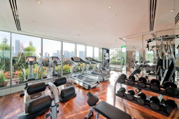The Fullerton Bay Hotel Singapore - Fitness Centre